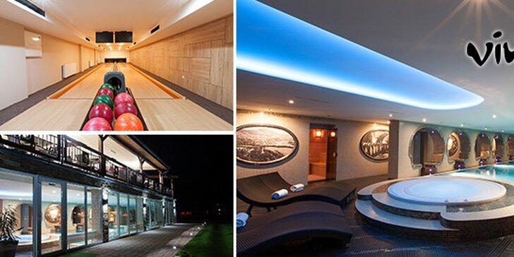 Wellness pobyt pre dvoch v Hoteli Vinnay*** na Vinianskom jazere aj so vstupmi do ThermalParku Šírava