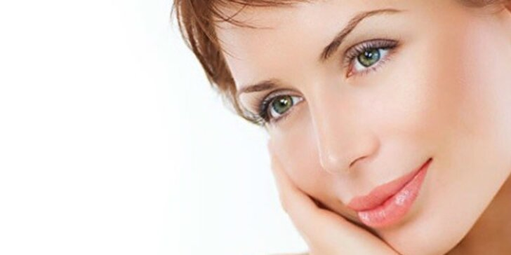 Ultrazvuková hydratácia tváre - hĺbkové vyživenie rýchlo a bezbolestne!