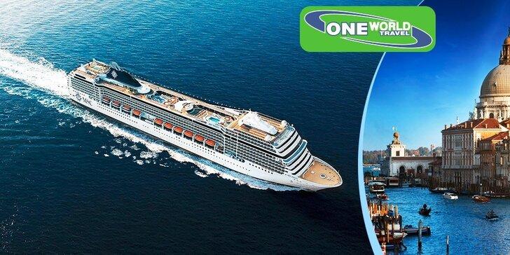 Luxusná plavba loďou: spoznajte kúzlo dvoch kontinentov! Dve deti do 18 rokov zadarmo