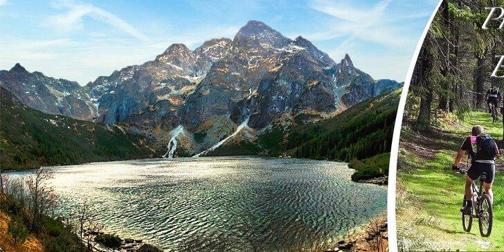 Skvelá letná dovolenka v malebnom údolí na pomedzí Belianskych Tatier a Spišskej Magury