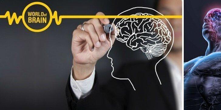 Trénujte svoj mozog zábavnou formou - BRAIN DUEL