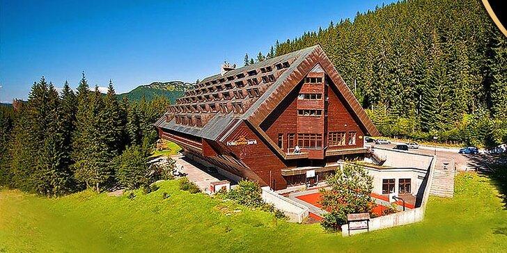 Last Minute wellness pobyt v hoteli JUNIOR*** Jasná 31.7. – 3.8.2015