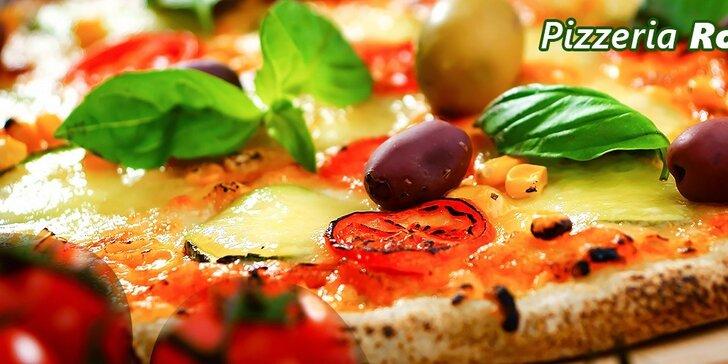 TOP Pizza Classic s pivom, kofolou alebo vineou