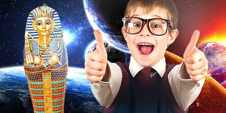 Vstupy do ATLANTIS Domu zážitkov pre malých aj veľkých. Darujte zážitok vašim deťom!