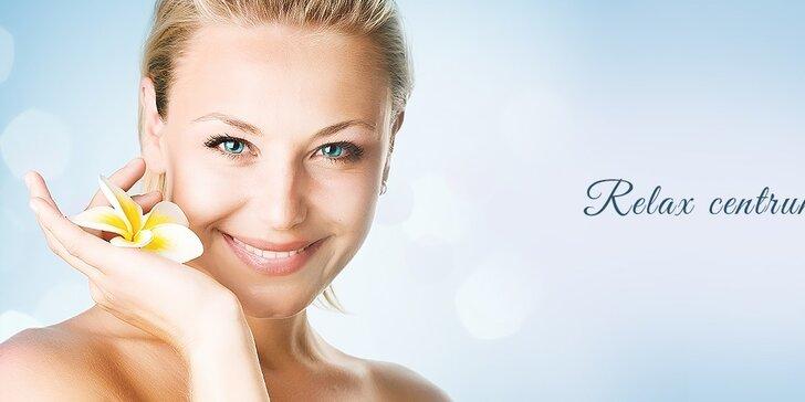 Kompletné ošetrenie pleti spojené s masážou tváre