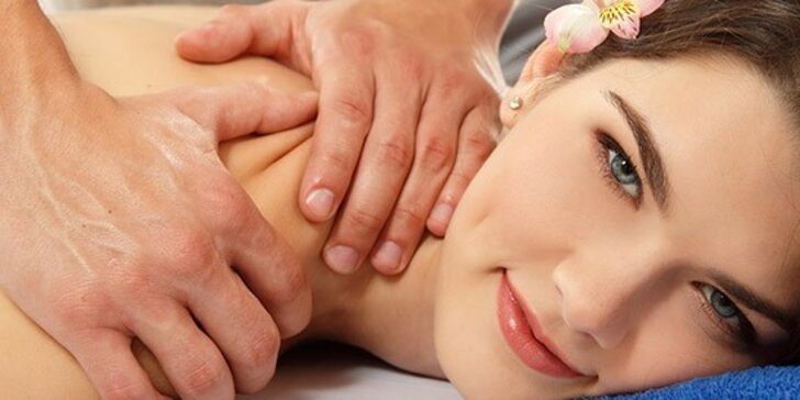 Fantastická klasická masáž s peelingom a zábalom