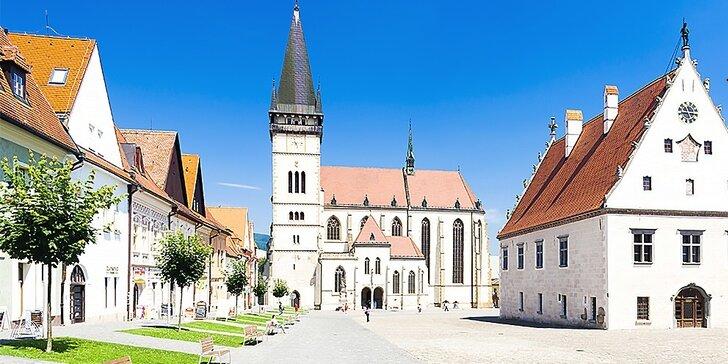 Spoznávajte krásy Východného Slovenska od severu až po juh