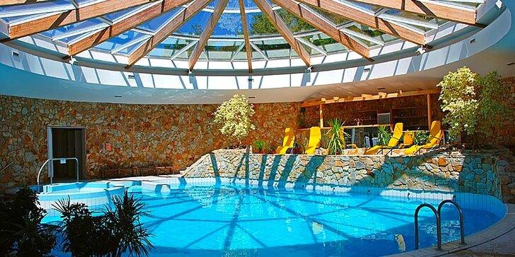 Wellness pobyt s kúpeľnými procedúrami a plnou penziou v hoteli Flóra, Dudince