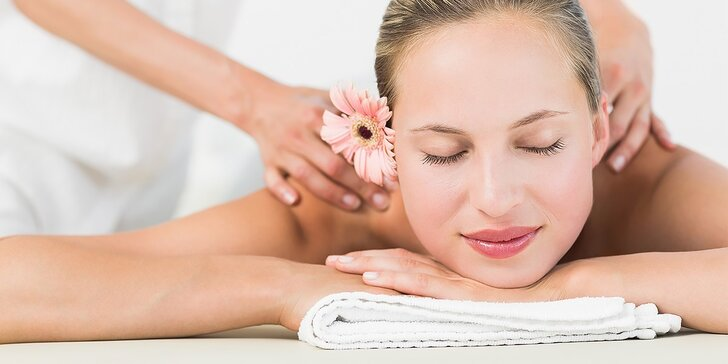 Doprajte si skvelý relax v podobe relaxačnej masáže celého tela