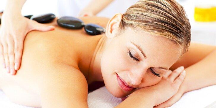 Vyberte si z 5 rôznych masáži a prežite dokonalé uvoľnenie od hlavy až po končeky prstov