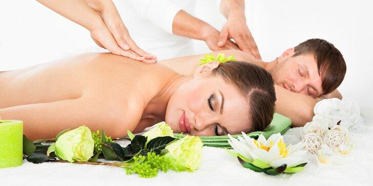 Celotelový ayurvédsky masážny balíček pre jedného. Darujte relax sebe alebo ho prežite s milovanou osobou!