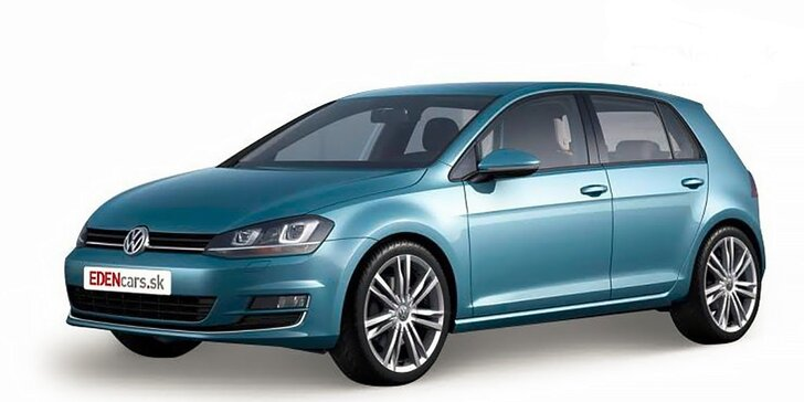 EDENcars – požičanie auta, nové modely