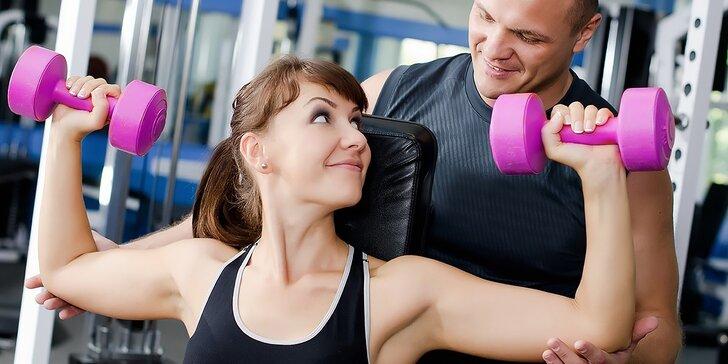 Preč s nadbytočnými kilami! 5 či 20 hodín s certifikovaným fitness trénerom, jedálniček ako bonus