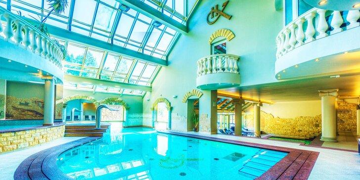 Dokonalý vysnívaný wellness pobyt: Luxusný Hotel Klimczok****, Poľsko
