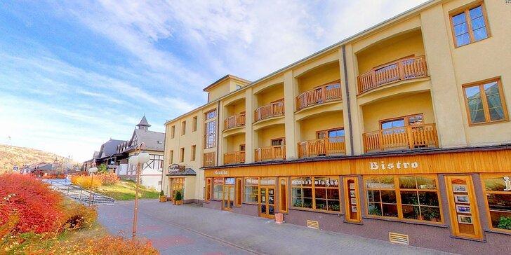 Hotel SMOKOVEC*** - zažite tatranskú jeseň v Starom Smokovci