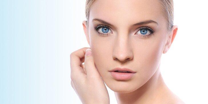 Hĺbkové čistenie pleti a peeling Skin Scrubberom
