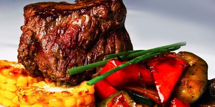 Hviezdna gastronómia - hovädzie steaky alebo jelení chrbát
