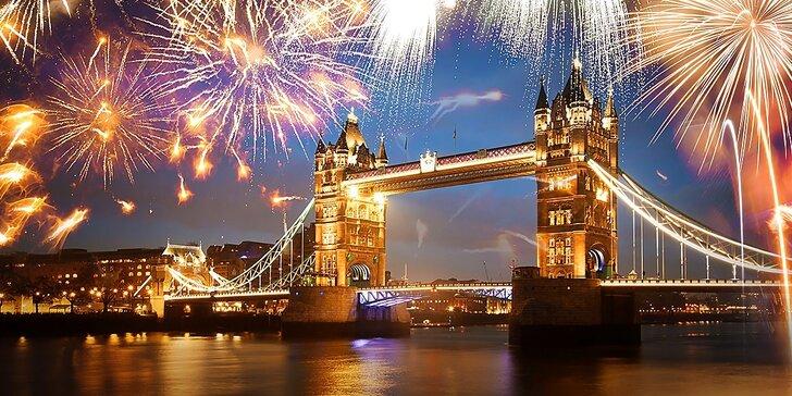 Nezabudnuteľný Silvester v Londýne! 10... 9... 8... 7... 6... 5...