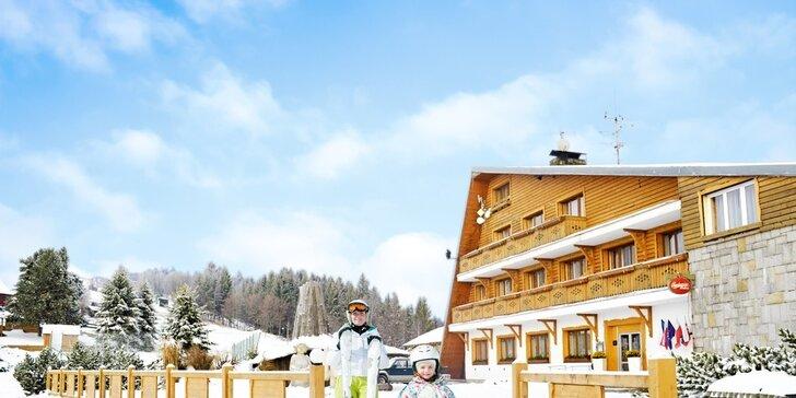 Užite si vo dvojici wellness aj lyžovanie v Beskydách.