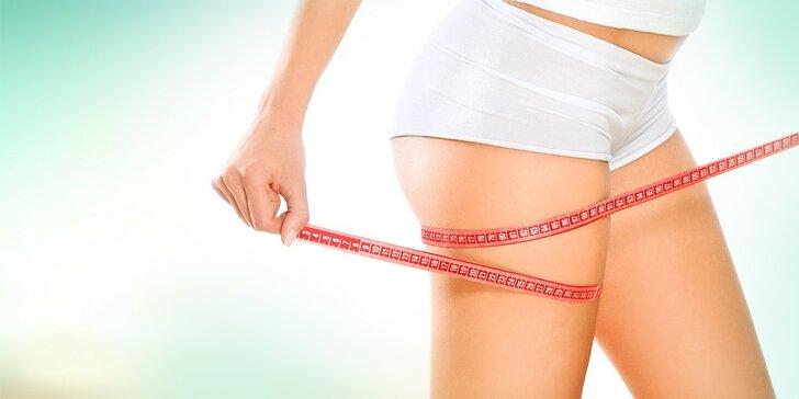 Neinvazívna liposukcia ultrazvukom - bruško, stehná, boky alebo zadoček