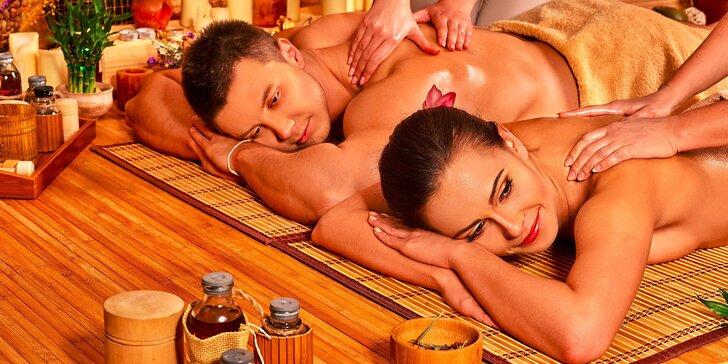 Kráľovské thajské balíčky pre váš relax a krásu... a tiež lásku