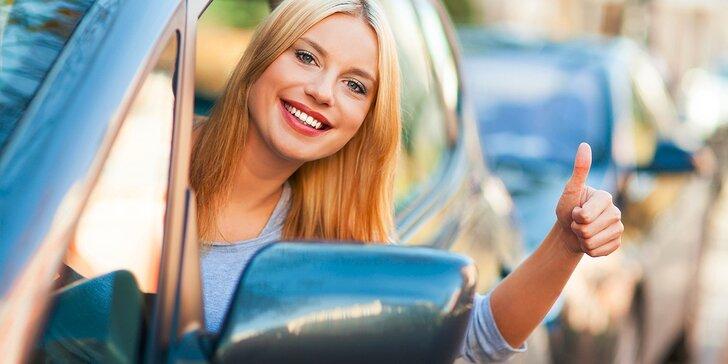 Požičanie auta s diaľničnou známkou na deň