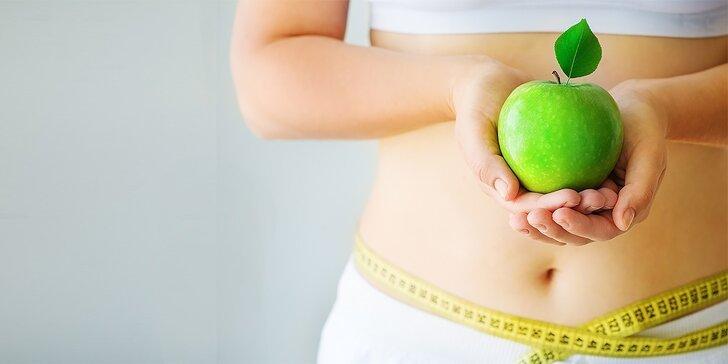 Diétny plán so vzorovými receptami od výživového poradcu