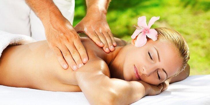 Emma masážny salón - 30, 40 alebo 60-minútové masáže na výber