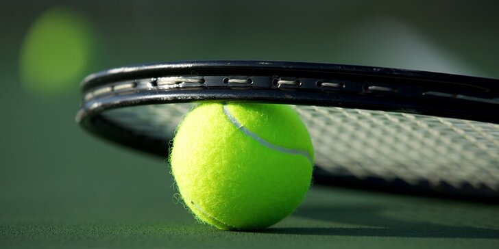 Prenájom tenisového kurtu na 1 hodinu alebo výhodná permanentka