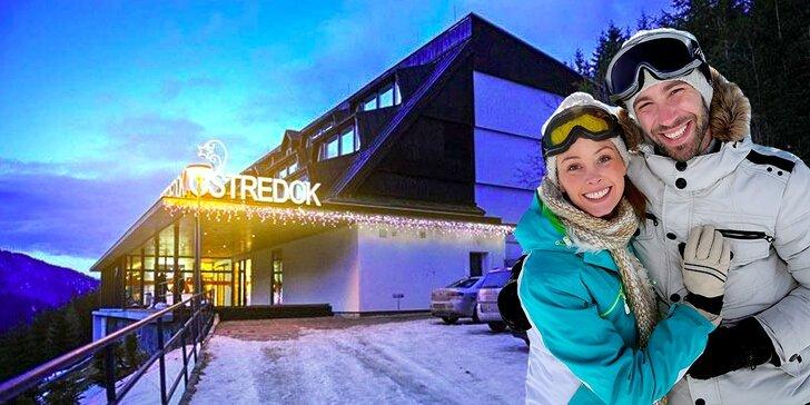 Hotel OSTREDOK*** úžasný rodinný predvianočný wellness pobyt - deti do 15 rokov ubytovanie GRÁTIS!