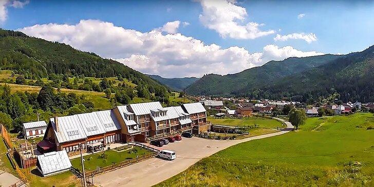 Načerpajte energiu z čistej prírody! Doprajte si jesenný či zimný pobyt v prekrásnej časti stredného Slovenska na Osrblí v Hoteli Zerrenpach