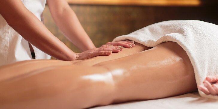 Efektívna anticelulitídna masáž pre spevnenie pokožky