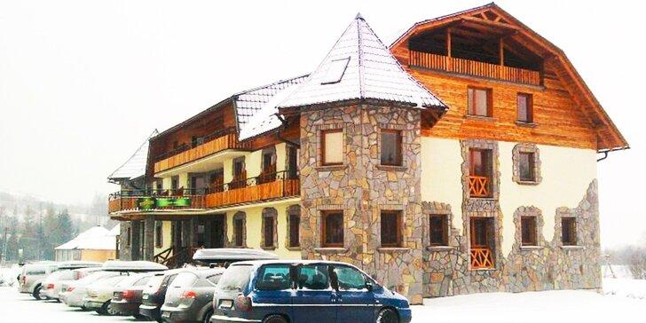 Lyžovačka vo Vitanovej alebo thermal v Oraviciach v obľubenom hoteli Orava ***, dieťa do 12 zadarmo!
