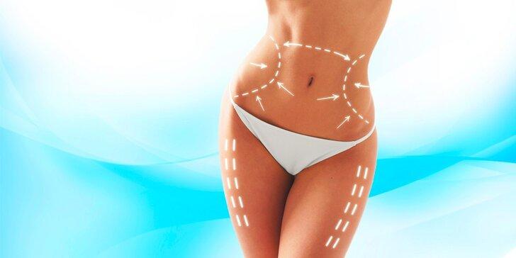 Neinvazívna laserová liposukcia pre krásnu postavu - jedinečná špeciálna vianočná akcia