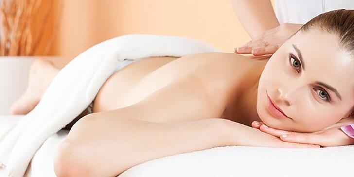 Mikulášska akcia - 60 minútová relaxačná masáž