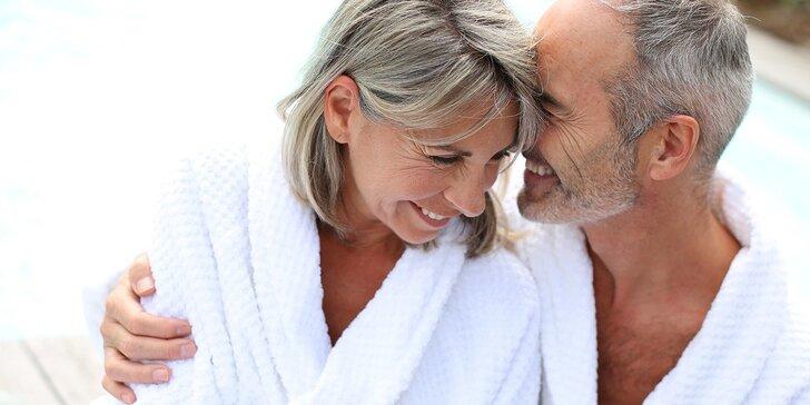 Wellness pobyt s množstvom procedúr pre starých rodičov v Piešťanoch