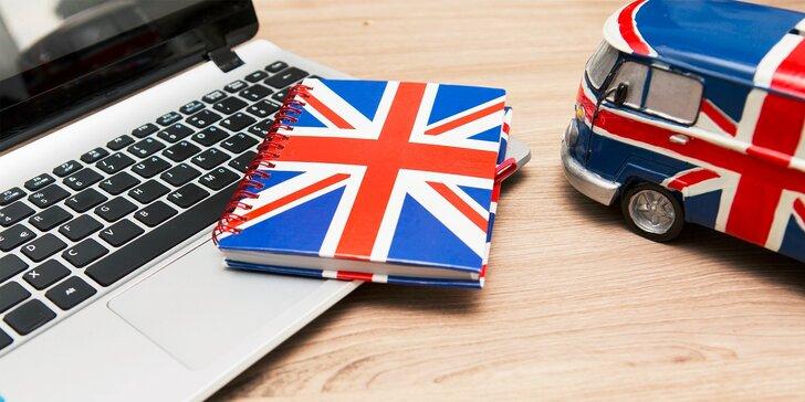 30-dňové online kurzy anglického jazyka