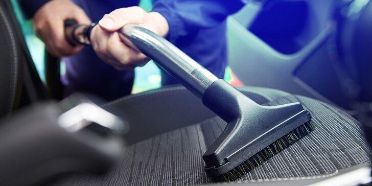Profesionálne čistenie interiéru alebo renovácia svetlometov