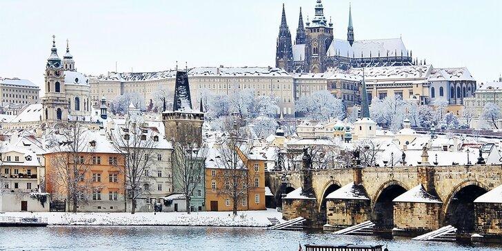Praha v novom roku volá! Váš obľúbený PLUS Hostel Prague na 1 noc pre dvoch