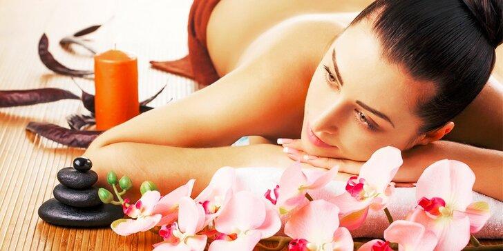Načerpajte energiu pri liečivej masáži