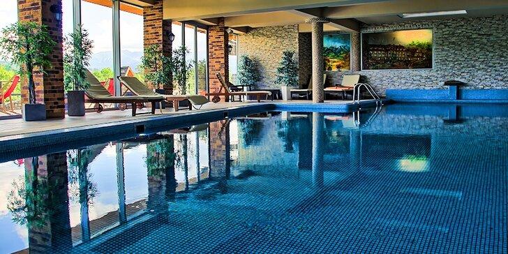 Wellness pobyt s večerou pre 2 na 3-4 dni v hoteli Biały Dunajec Resort & Spa, dieťa do 5 rokov zdarma!