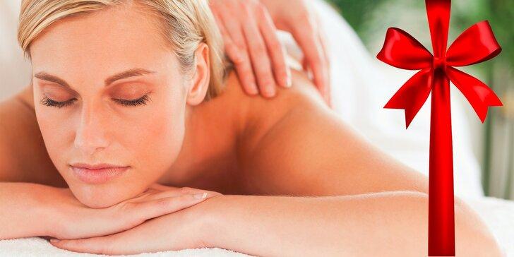 Hĺbková, klasická, relaxačná alebo športová masáž