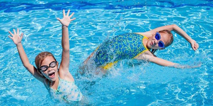 Preplávaj letné prázdniny bez nudy - POBYTOVÝ AQUA TÁBOR V KOVÁČOVEJ pre deti od 6 do 15 rokov