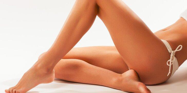 Trvalá epilácia chĺpkov pre ženy aj mužov