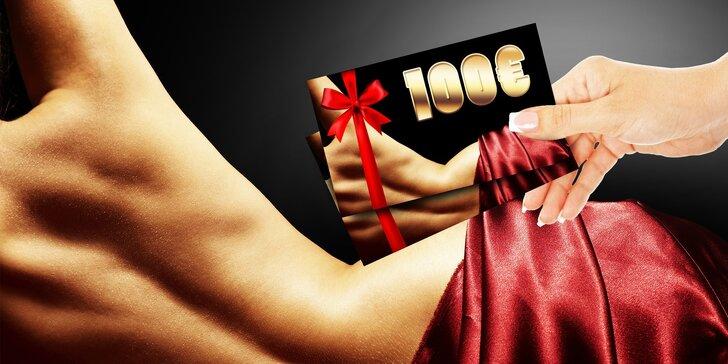 Luxusná darčeková karta na estetický zákrok v hodnote 100 €