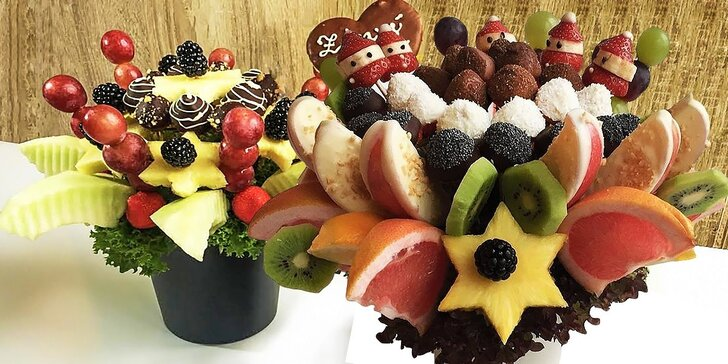 Zdravý, chutný, lákavý a voňavý darček - len na Zľavomate!