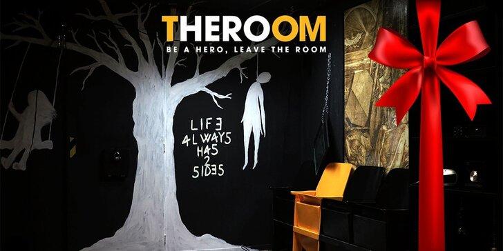 Najpredávanejšia a najlepšie hodnotená exitová izba The ROOM opäť na Zľavomate!