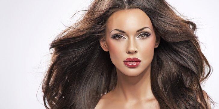 Botox pre vaše vlasy aj so strihom, farbením alebo melírom