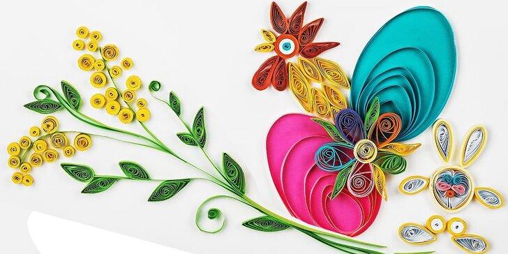 Kreatívne kurzy: vyzdobte si rámik na fotky, karnevalovú masku či veľkonočné vajíčko