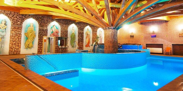 Nádherný pobyt v Penzióne Predná Hora*** s neobmedzeným wellnessom + 1 dieťa do 12 rokov zadarmo!
